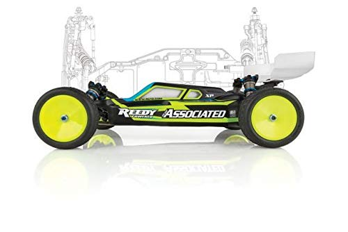 Team Associated 90021 RC10B6.1D Team Edition Off Road Buggy Kit, 1/10 Scale, 2WD, Electric from Team Associated