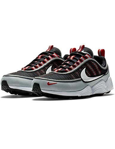 White de Air Black 010 University Compétition Grey Wolf Red Homme Multicolore Chaussures '16 Running Zoom Spiridon NIKE gHqXPP