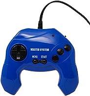 Console Sega Master System Plug & Play com 40 jogos na Memória -