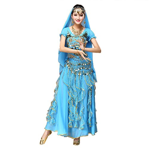 Buy belly dance dress india - 2