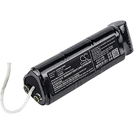 Cameron Sino Battery Compatible With Minelab Excalibur 1000, Excalibur 800 Metal Detector, Excalibur II Metal Detector, Excalibur II PODS, Excalibur SWORD, ...