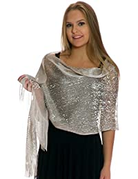 7515d7b7e4 Shawls and Wraps for Evening Dresses