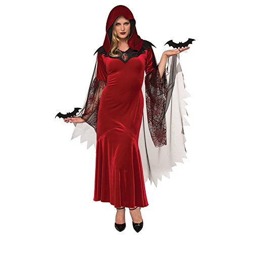 Dramatic Witch Costumes - Rubie's Costume Co Women's Enchanting Vampire