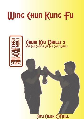 Wing Chun: Chum Kiu Drills 2