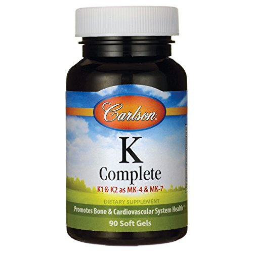 Carlson Labs Complete Softgels Count