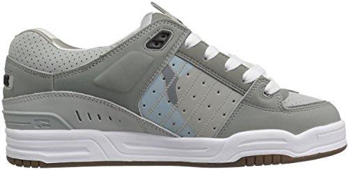 Skate Mens Grey Grey Fusion Globe Shoes Camo Globe Mens gq6O0cwxIE