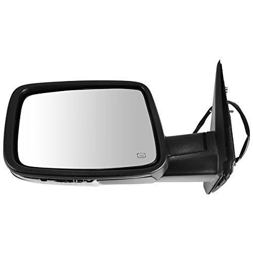 - Power Heated Turn Signal Side View Mirror Driver Left LH for Dodge Ram Truck