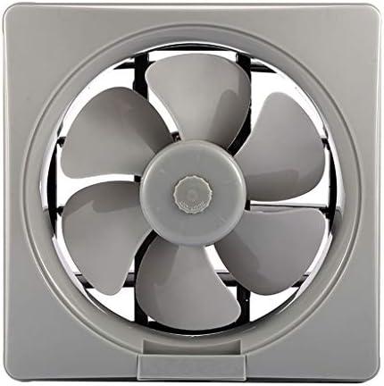 排気ファン、低騒音、大きな風ルーバーのバスルーム換気扇 (色 : Gray, サイズ さいず : 235 * 235mm)