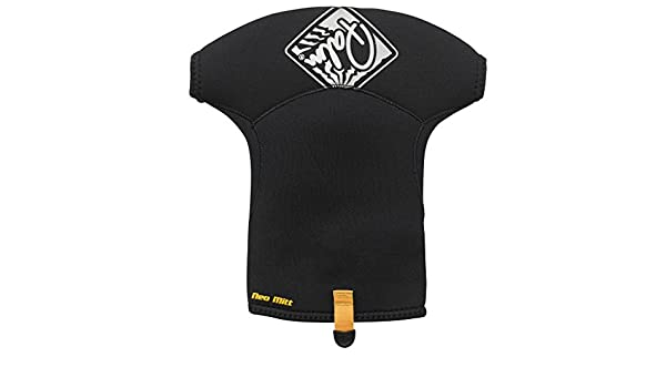 Palm 3mm Neoprene Paddle Mitts BLACK NA800