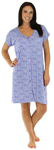 bSoft Bird Trellis Bamboo Sleepshirt