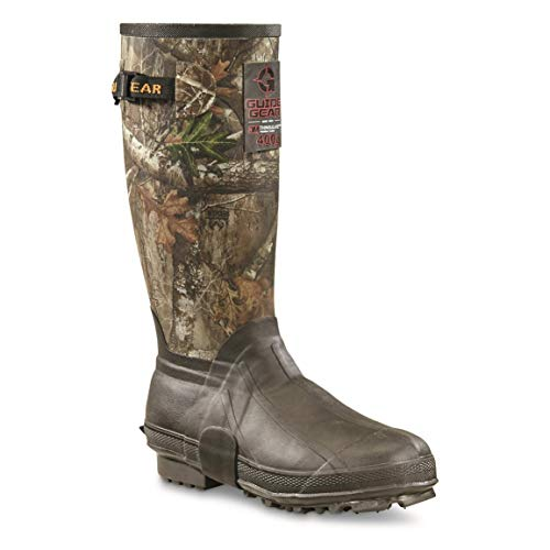 "Guide Gear Men's 15"" Insulated Rubber Boots"