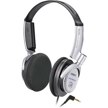 bd0609ce473 Amazon.com: Sony MDRNC7/BLK Noise Canceling On-Ear headphones (Black ...