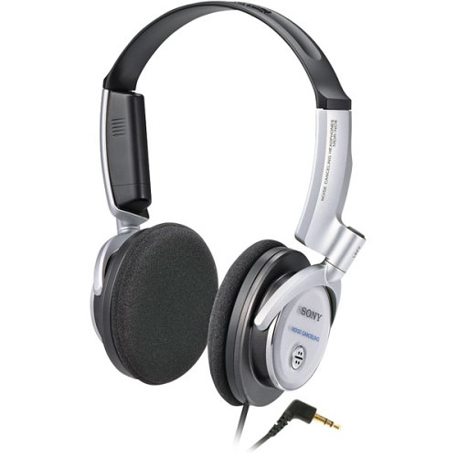 (Sony MDR-NC6 Noise Canceling Headphones (Discontinued by Manufacturer))