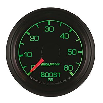 Auto Meter 8405 Factory Match Mechanical Boost Gauge: Automotive