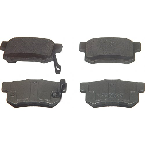 Wagner ThermoQuiet QC537 Ceramic Disc Pad Set, - 1991 Accord Brake Pads