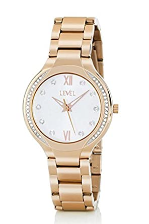 Amazon.com: RELOJ LEVEL A55701/4 MUJER: Watches