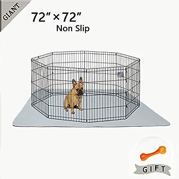 """EZwhelp Washable Whelping  Puppy Pad 72/"""" x 72/"""""""