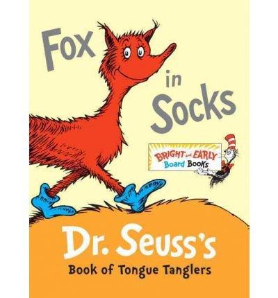 [(Fox in Socks )] [Author: Dr. Seuss] [Dec-2011]