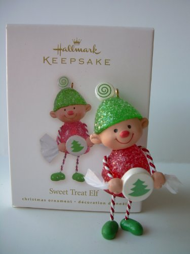 795902044008 Upc 2008 Hallmark Sweet Treat Elf Ornament