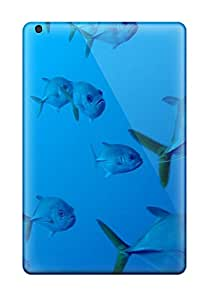 Case Cover For Ipad Mini - Retailer Packaging Fish Protective Case