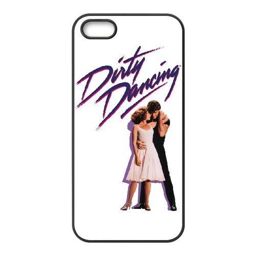 Dirty Dancing 002 iPhone 5 5S Handyfall hülle schwarz Handy Fallabdeckung EOKXLLNCD23243