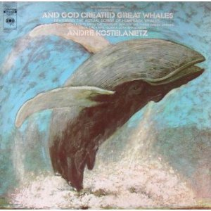 Hovhaness Andre Kostelanetz And God Created Great Whales