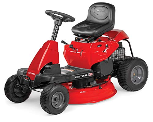 Craftsman R105 382cc Single Engine Series 30-Inch Gas Powered Riding Lawn Mower