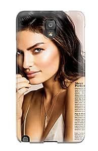 For Galaxy Note 3 Fashion Design Alyssa Miller Cosmopolitan Usa Case 7025062K40934483
