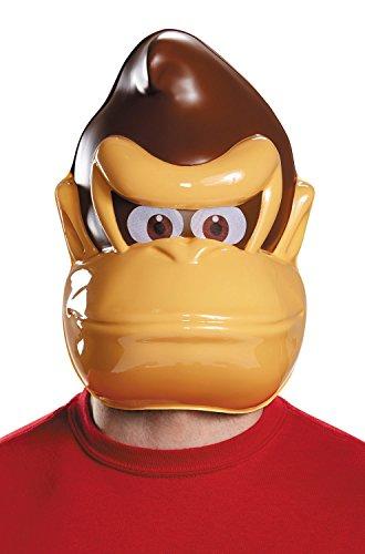 Donkey Kong Mask Costume (Donkey Kong Halloween)