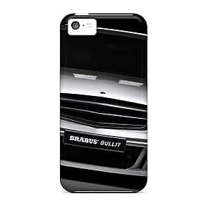 New Cute Funny Brabus C Class Case Cover/ Iphone 5c Case Cover