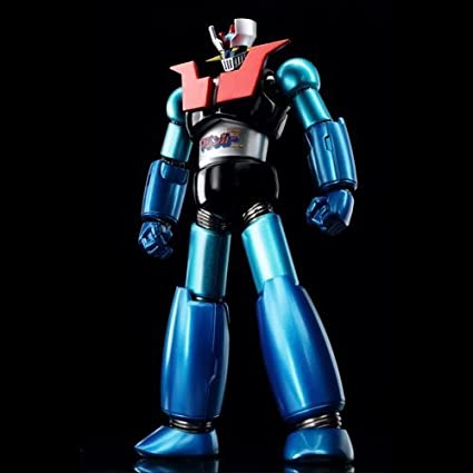 Super Robot Chogokin GREAT MAZINGER JUMBO MACHINEDER COLOR BANDAI Figure Action