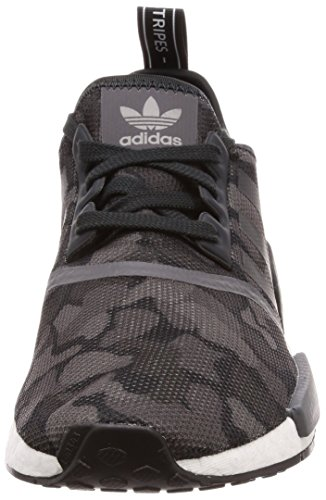 Four Core Eu F17 r1 Grey Five Grey Bianco Derbys Herren NMD adidas Black Schwarz Rqwv0A