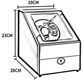 LXYZ Guarda Winder Agitare Dispositivo da Tavolo Carica Automatica Scatola Regalo Scatola Regalo Scatola di immagazzinaggio Gioielli Shake Orologio Guarda Box-X miglior Regalo