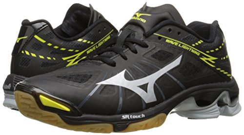 ca000b21e6a2d Mizuno Women's Wave Lightning Z WOMS BK-SL Volleyball Shoe