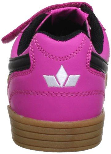 Lico Bernie V 360326 - Zapatillas de deporte para niña Rosa (Pink (pink/schwarz/weiss))