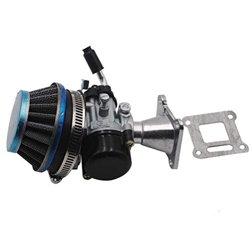 Vosarea Carburetor Kits Modified Carburetor 37 Water-cooled with Air Filter and Intake Tube for Motorcycle Accessories: Amazon.co.uk: Kitchen & Home
