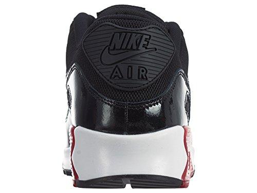 Essential de Blanc 90 Air Max Gym running Chaussures White Cassé Black NIKE Red homme Black 1XwtRfqq