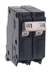 Cutler Hammer CH240 Circuit Breaker, 2-Pole 40-Amp