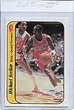 1986-87 Fleer Basketball Complete Sticker Set 11 Cards Michael Jordan Rookie