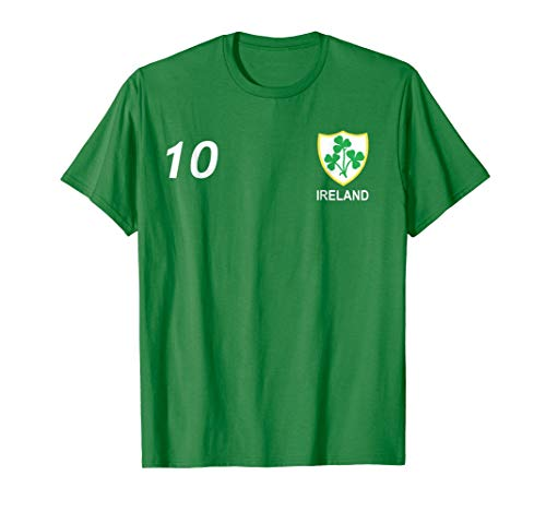 Vintage 70s Ireland Rugby t shirt- Retro Classic crest