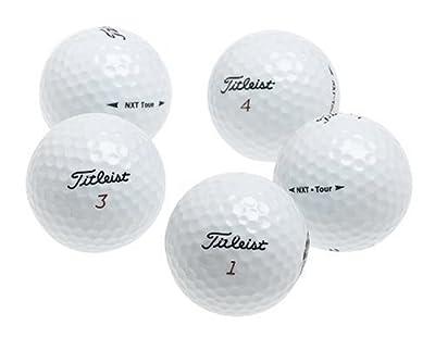 Titleist NXT Tour Recycled Golf Balls, 36 pack