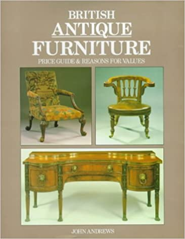Book British Antique Furniture: Price Guide and Reasons for Values