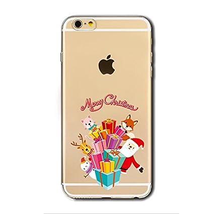 Amazon.com: harachaman iPhone 6S protectora de teléfono ...