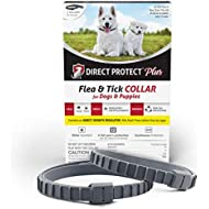 Direct Protect Plus Flea & Tick Collars for Dogs & Puppies