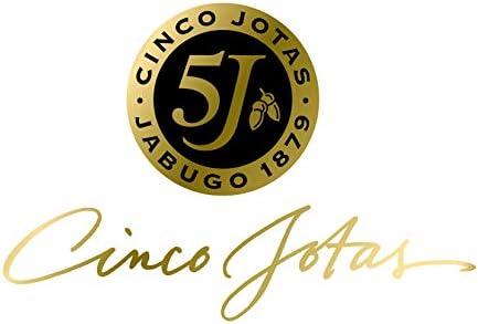 Cinco Jotas - Lomo Bellota 100% Ibérico 5J, media caña de lomo tradicional 400gr