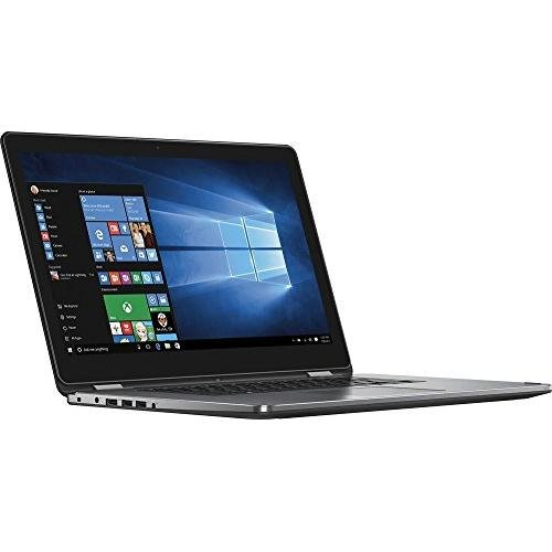 Dell Inspiron I7568 15.6 Inches 2-in-1 Convertible Full HD Touchscreen Laptop or Tablet (Intel Core, 8 Gb Sdram, 500 GB HDD, Windows 10), Black