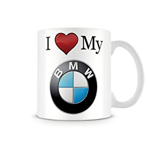 Tasse Mug I love my BMW