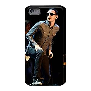 Best Hard Phone Covers For Iphone 6 With Customized Colorful Linkin Park Band Pictures TimeaJoyce