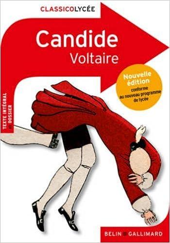 Amazon.fr - Candide - Voltaire - Livres