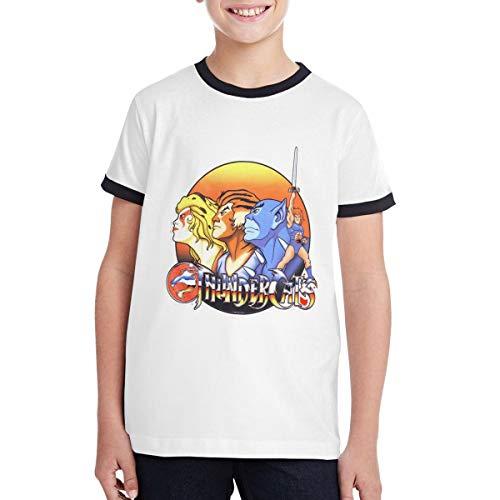 Boys/Girls Thundercats Ringer T-shirt, 4 Sizes